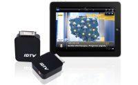 Tuner telewizyjny iD-iPadTV do iPhone'a oraz iPada