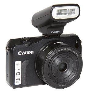 Canon pracuje nad nowym firmware'em do EOS M?