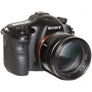 Sony STL-A99 – test aparatu z nieruchomym lustrem półprzepuszczalnym