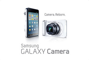 Samsung Galaxy Camera bez modemu 4G