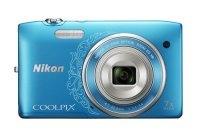 Nikon Coolpix S3500 z siedmiokrotnym zoomem i w ośmiu kolorach