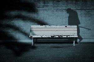 """Jak powstało to zdjęcie: Hani Latif Zaloum """"The Shadow of a Man"""""""