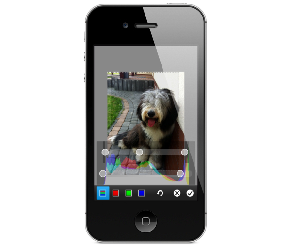 Adobe Photoshop Touch iPhone Android aplikacja mobilna