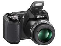Nikon COOLPIX L320 z 26-krotnym zbliżeniem