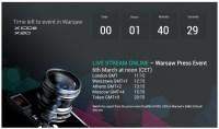Transmisja z polskiej konferencji Fujifilm o 12:15