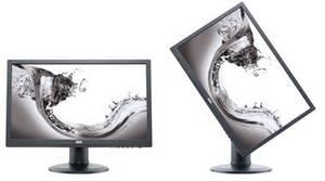 Wydajny monitor AOC i2360Phu z matrycą IPS