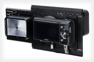 RhinoCam zmieni Twojego NEX-a w aparat średnioformatowy