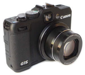 Canon G15 - test aparatu kompaktowego