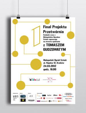 Spotkanie z Tomaszem Gudzowatym w Krakowie