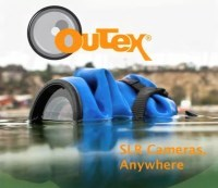 Outex - rewolucyjna, wodoszczelna obudowa dla lustrzanek?