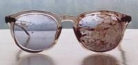 Yoko Ono i okulary Lennona