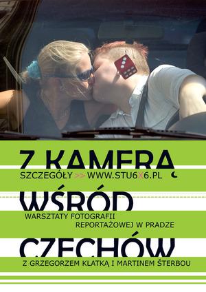 Z kamerą wśród Czechów -  warsztaty fotografii reportażowej w Pradze