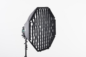 Nowe gridy Manfrotto - Lastolite Hotrod Octa i Strip Box