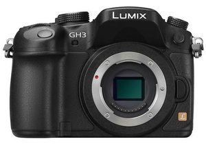 Panasonic Lumix GH3 - firmware 1.1