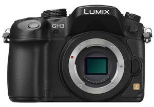 Panasonic Lumix GH3 - firmware 1.1