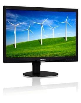 Nowe monitory Philips ze stosunkiem boków 16:10