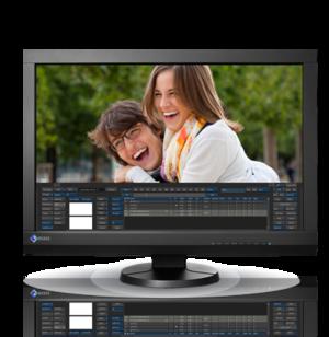 Eizo ColorEdge CG276 ze wsparciem sygnału 4K x 2K