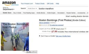 Chciał zarobić na tragedii w Bostonie sprzedając cudze zdjęcia