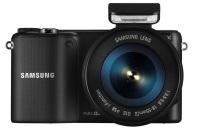 Samsung NX2000 - APS-C, Wi-Fi, NFC i osiem klatek na sekundę
