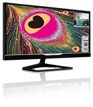Philips prezentuje jeszcze jeden monitor formatu 21:9