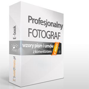 Nowa, zaktualizowana i rozszerzona wersja wzorów pism i umów dla fotografów ślubnych i nie tylko
