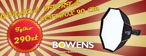 Promocja Bowens - octobox BW1530 taniej przy zakupie wybranych zestawów