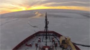 Time-lapse z lodołamaczem, czyli dwa miesiące na Antarktydzie