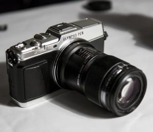 Olympus PEN E-P5 – pierwsze zdjęcia testowe