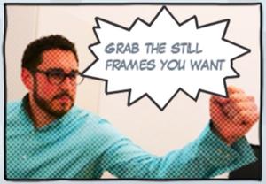 Canon PIXMA Comix - facebookowa aplikacja do robienia komiksów fotograficznych