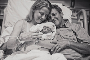 To miał być zwykły poród... Jego zdjęcia obiegły świat