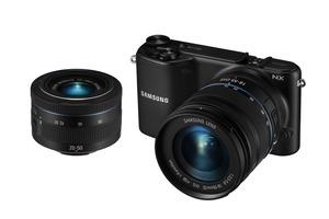 Samsung NX2000 i NX300 z możliwością własnej modyfikacji oprogramowania