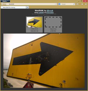 Wtyczka WebRAW: Edycja RAW-ów w przeglądarce internetowej staje się rzeczywistością