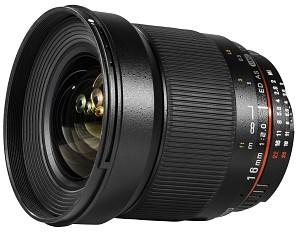 Nowe obiektywy Samyanga – Samyang 16mm f/2.0 ED AS UMC CS oraz lustrzany Samyang Reflex f/6.3 300mm ED UMC CS