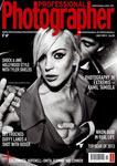 Odważna okładka magazynu Professional Photographer. Lindsay Lohan  w obiektywie Tylera Shieldsa