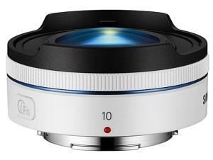 Samsung 10mm F3.5– miniaturowy obiektyw typu FishEye dla systemu NX