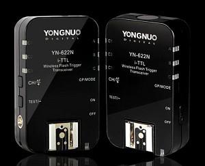 YongNuo YN-622N – Nowy wyzwalacz radiowy dla lamp błyskowych Nikona
