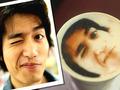 Ekspres do kawy drukuje zdjęcia na piance kawy Latte