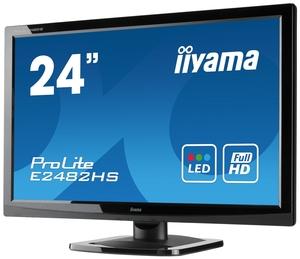 Nowy monitor iiyama E2482HS - Full HD z wejściem HDMI