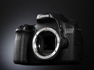Canon EOS 70D – niespodziewany lecz oczekiwany upgrade