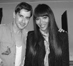 Marcin Tyszka o sesji z  Naomi Campbell na okładkę Vogue
