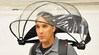 Nubrella - osłona przed deszczem dla fotografa?