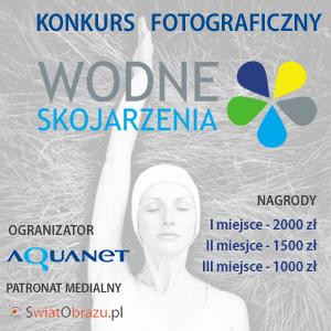 Wodne skojarzenia - VI edycja konkursu fotograficznego otwarta na zgłoszenia