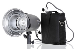 Plenerowe lampy błyskowe z serii POWERLUX VT-P