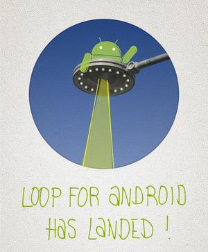 Aplikacja Bamboo Loop dostępna na Androida