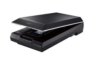 Epson V550 - skaner do zdjęć, klisz i slajdów w ramkach