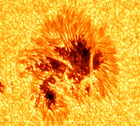 Słońce z bliska - najbardziej dokładne zdjęcie, jakie kiedykolwiek zrobiono