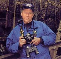 Robert Taylor, znany kanadyjski fotograf dzikiej przyrody nie żyje