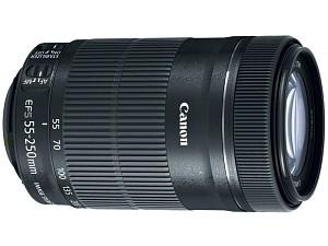 Canon EF-S 55-250mm f/4-5.6 IS STM – nowy teleobiektyw z napędem STM