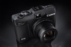 Canon PowerShot G16  - szybszy z modułem Wi-Fi
