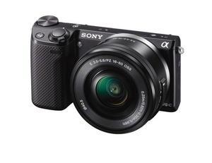 Sony NEX-5T z modułem NFC